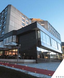 prostory hotelu Diplomat