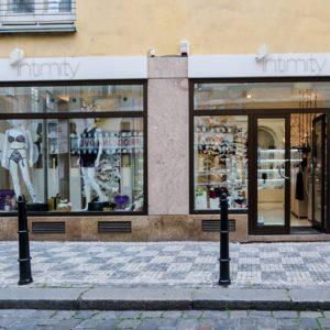 Butik intimity Praha