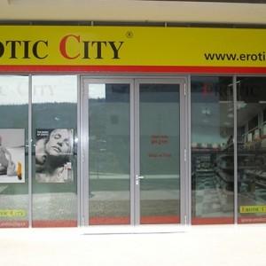 Erotic City Plzeň OC Olympia