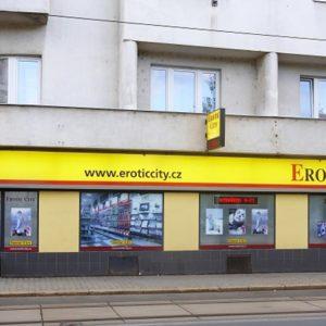 Erotic City Plzeň Slovanská 6