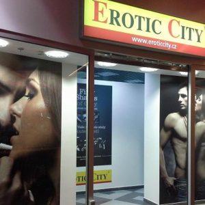Erotic City Ústí nad labem