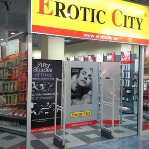 Erotic City Jihlava