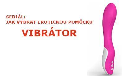 Jak vybrat vibrátor